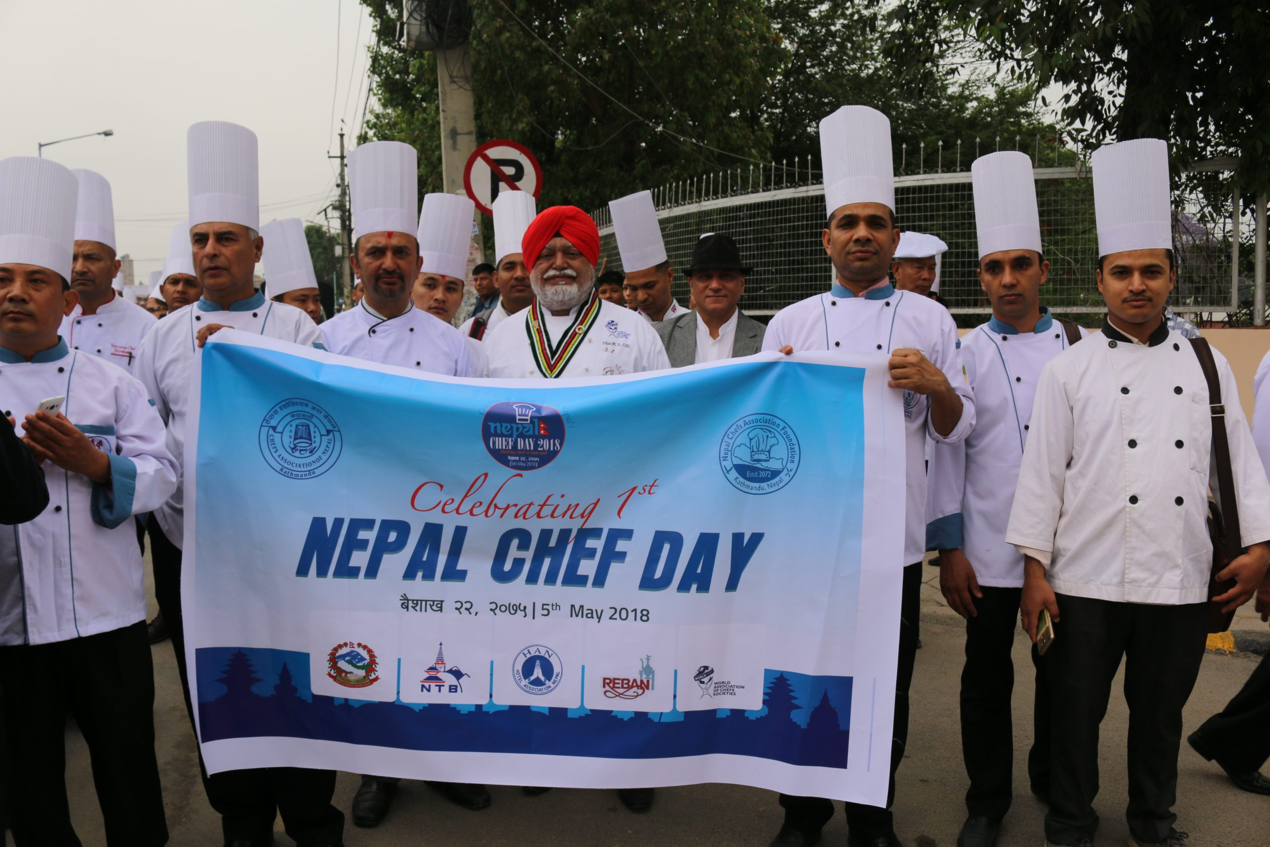 Celebrating 1st Nepal Chef Day