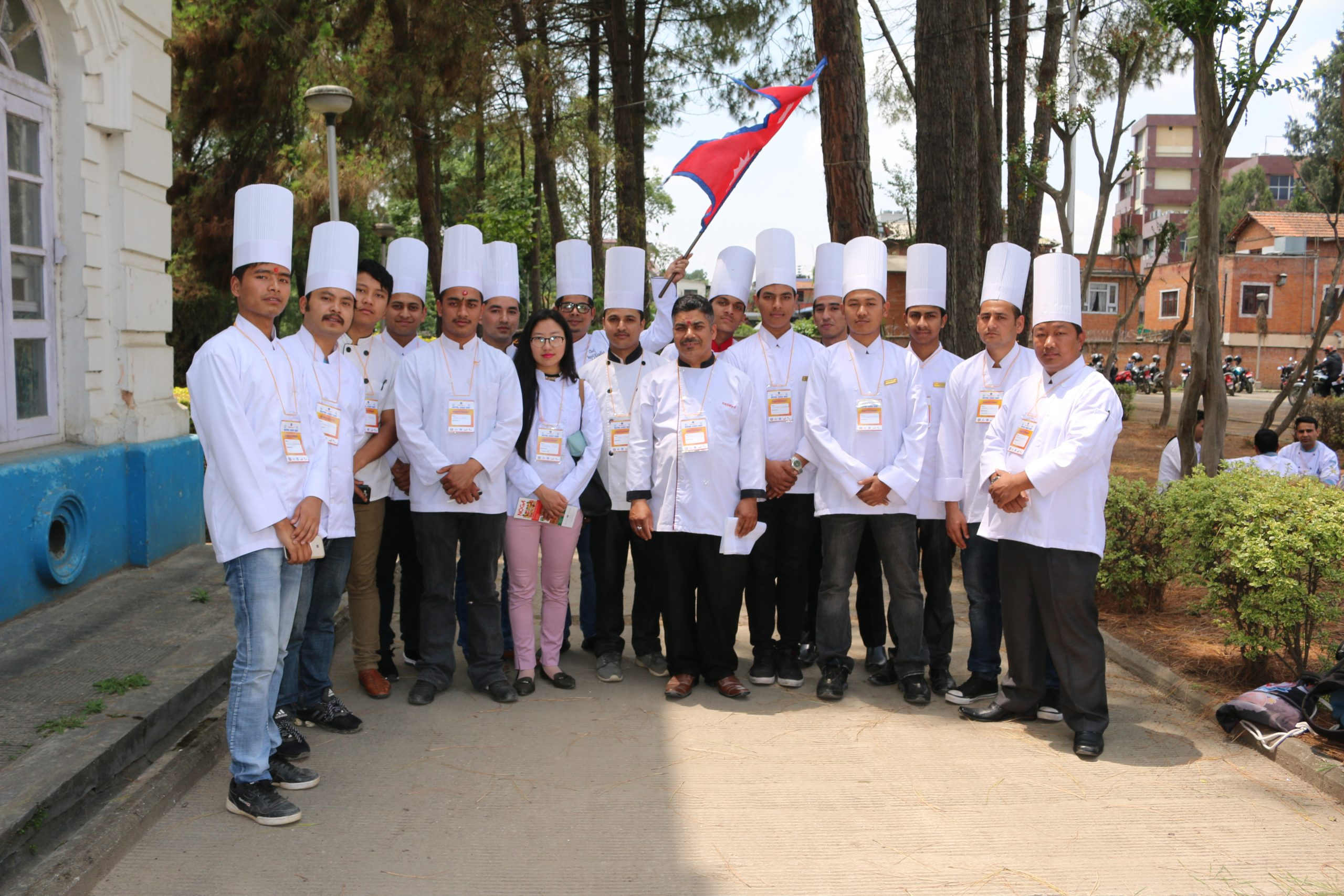 One year Culinary Diploma affilation from different international institutions.